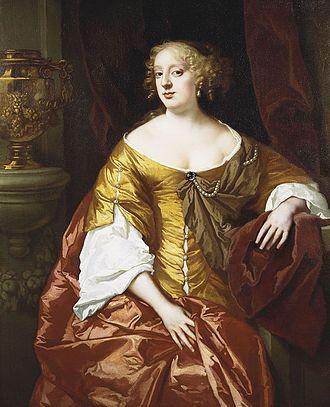 Robert Spencer, 2nd Earl of Sunderland - Anne, Countess of Sunderland