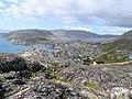 Another angle of town Ridge overlooking Qarqortoq Greenland.jpg