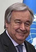 António Guterres: Alter & Geburtstag