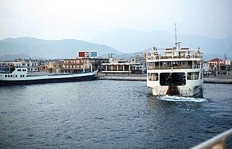 Antirrio - Port of Antirrio (1981)