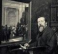 Anton von Werner in seinem Atelier, 1906.jpg