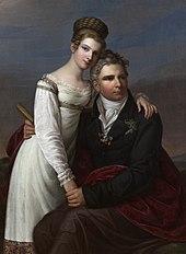 Luise von Preußen und Anton Radziwiłł (Quelle: Wikimedia)