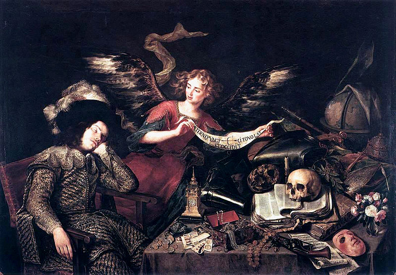 File:Antonio de Pereda - The Knight's Dream.JPG