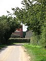 Approach to Fieldhouse Farm - geograph.org.uk - 553485.jpg