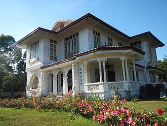 Concepcion, Tarlac - Aquino Family Ancestral House