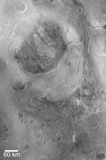 Aram Chaos chaos on Mars