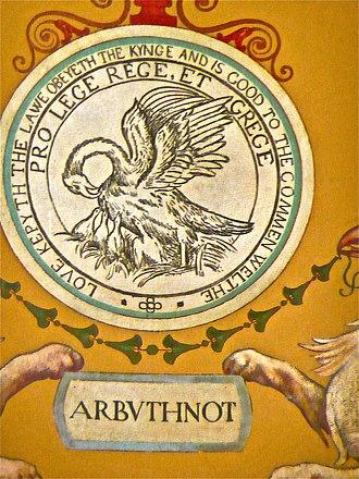 Alexander Arbuthnot (printer) - Alexander Arbuthnot printer's device, Thomas Jefferson Building, Library of Congress
