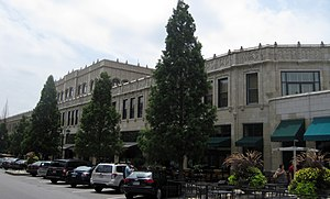 National Register of Historic Places listings in Buncombe County, North Carolina - Image: Arcade Building