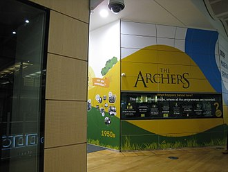 The Archers - The Archers studio, Birmingham