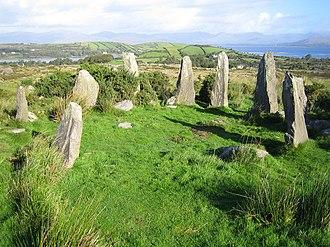 Ardgroom - Ardgroom stone circle
