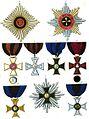 Aristide Michel Perrot - Collection historique des ordres de chevalerie civils et militaires (1820) pl. XXXI.jpg