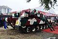 Arjun - Main Battle Tank - Pride of India - Exhibition - 100th Indian Science Congress - Kolkata 2013-01-03 2636.JPG
