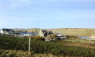 Armadale, Sutherland - Image: Armadale Village