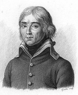 Michel de Beaupuy - Image: Armand Michel Bacharetie de Beaupuy