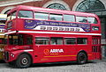 Arriva London Routemaster coach RMC1453 (453 CLT), LT Museum Model Bus day, 26 July 2008.jpg