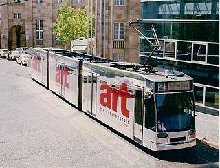 Trams in Kassel tram system