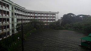 Jatiya Kabi Kazi Nazrul Islam University - Arts Building