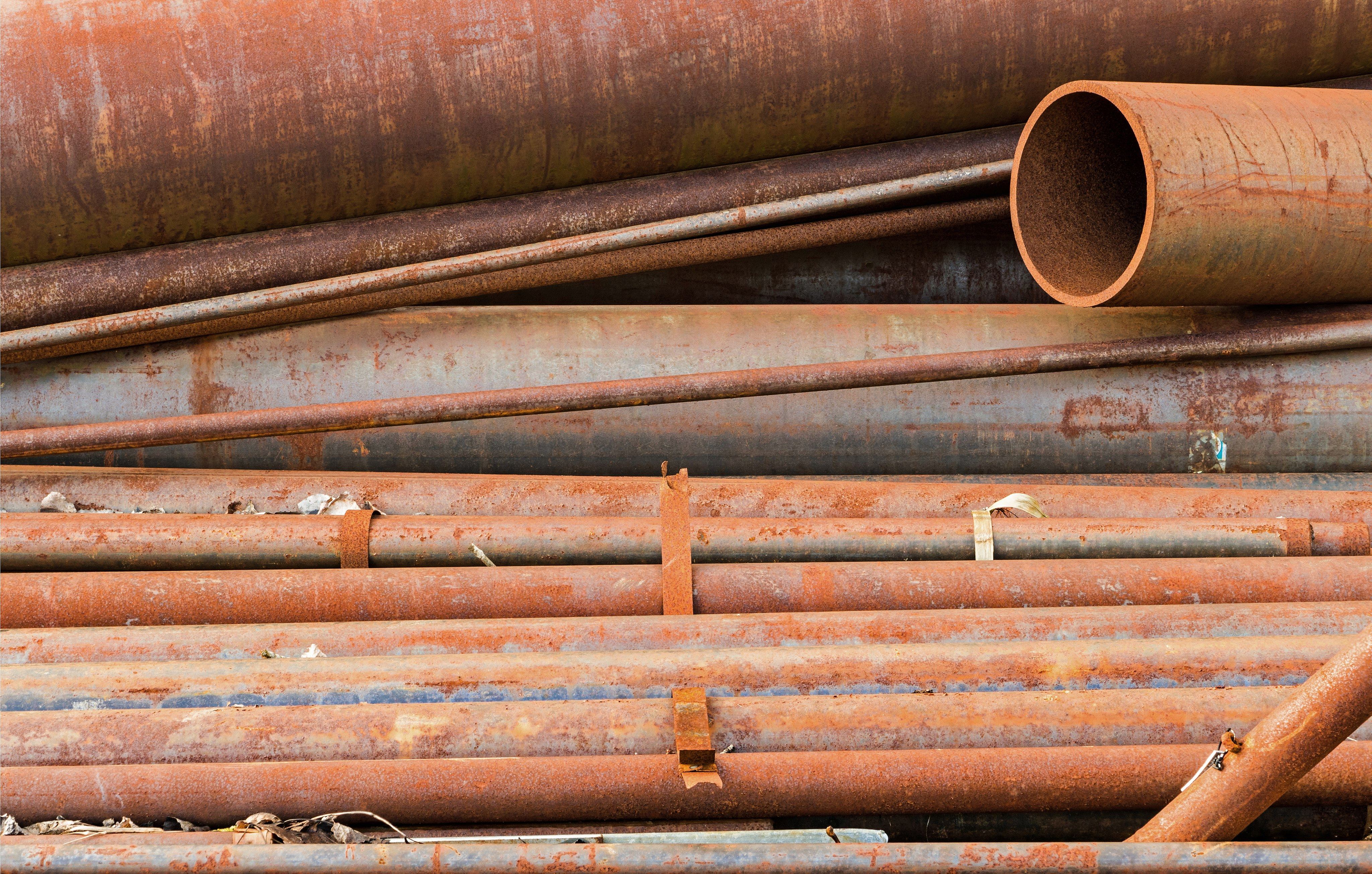 Infrastructure Agreement Includes Replacing 100% of Nation's Lead Pipes