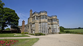 Astley Hall, Chorley - Image: Astley Hall front view
