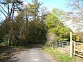 Astwith Lane - Footpath Junction - geograph.org.uk - 601573.jpg