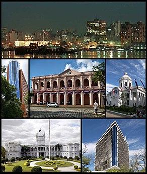 Asunción – Reiseführer auf Wikivoyage