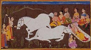Asvamedha ramayana
