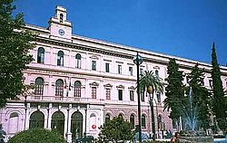 Palazzo Ateneo - Università degli studi di Bari