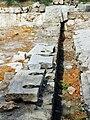 Athens - Toilets in the Roman Agora.jpg