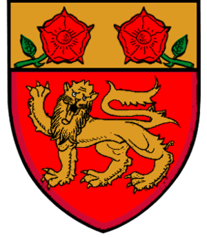 Athlone Castle - Image: Athlone coat of arms
