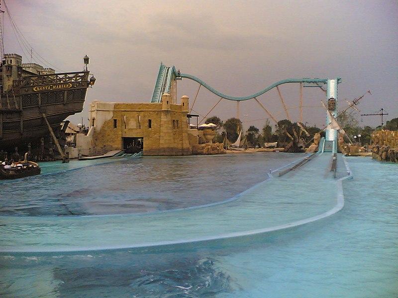 Saison 2012 : Améliorations du parc 800px-Atlantica_supersplash