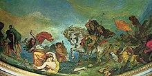 Attila envahit l'Italie