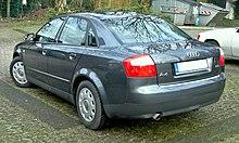 Audi A4 B6 8e википедия