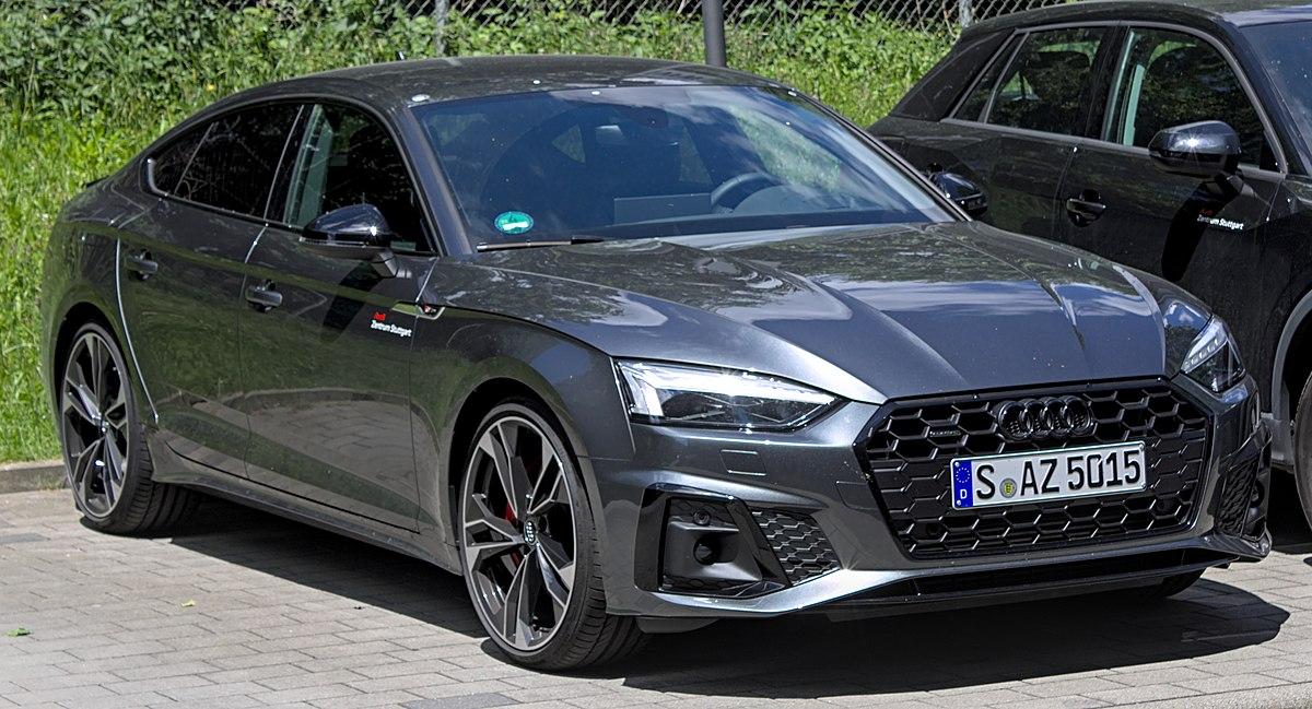 Audi A5 Wikipedia