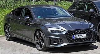 Audi A5 Motor vehicle