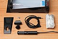Audio-technica AT9941 with accessories 20140724.jpg