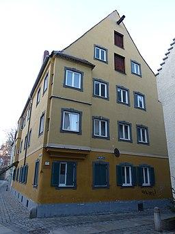 Geißgäßchen in Augsburg