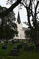 Aurskog kirke med gravlund id 83817.jpg