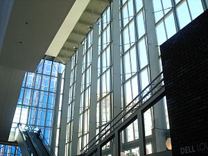 Austin Convention Center - The Austin Convention Center interior