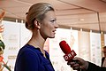 Austrian Sportspeople of the Year 2014 red carpet 15 Maria Höfl-Riesch.jpg