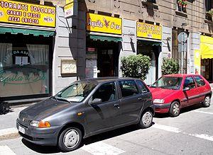 Automobiles in Milan, Italy.jpg