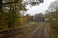 Autumnal departure - geograph.org.uk - 1559491.jpg