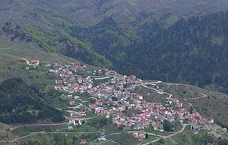 Avdella - A view of Avdella
