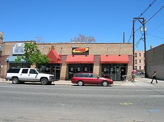 Avenue Theater theater in Denver, Colorado, United States
