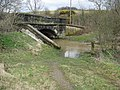 Avenue Washlands - River Rother passes under Mill Lane - geograph.org.uk - 726749.jpg