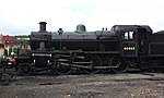 Aviemore engine shed - 46464.JPG
