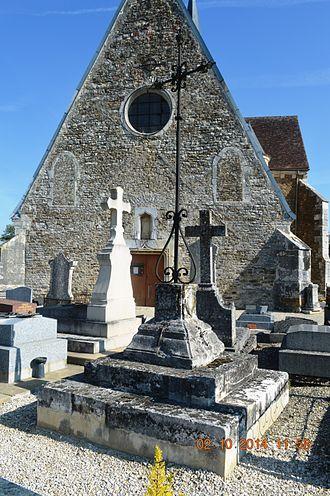 Avreuil - The Cemetery Cross