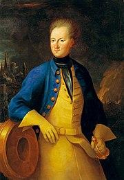 Axel Sparre - Karl den XII, 1682-1718, kung av Sverige