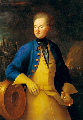International relations, 1648–1814 - Charles XII of Sweden