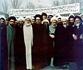 Ayatollah Hoseini Zanjani, iranian revolution, 1978.jpg