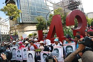 2014 Iguala mass kidnapping